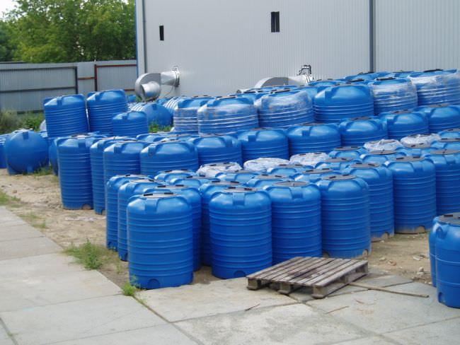 Rv crijevo za prikupljanje vode